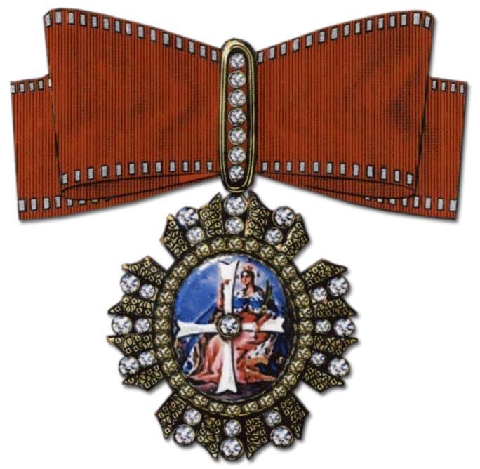 орден Святой  Екатерины РФ