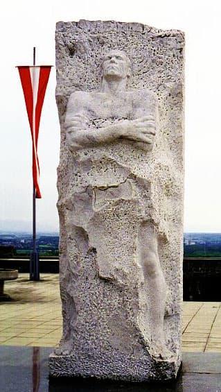 Памятник Генералу Карбышеву