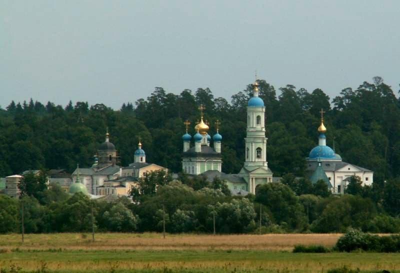"""Город воинской славы - Козельск. """"Оптина пустынь"""", один из древнейших монастырей России."""
