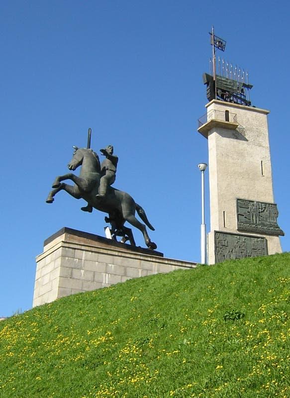 Комплекс Монумент Победы