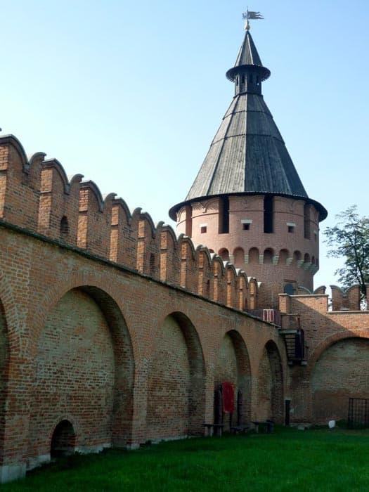 Тульская крепость